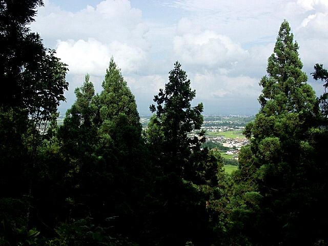 長慶天皇御陵墓