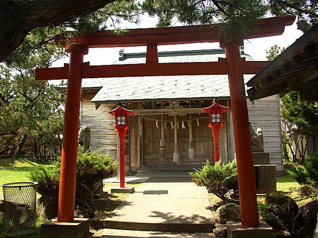 洗磯崎神社