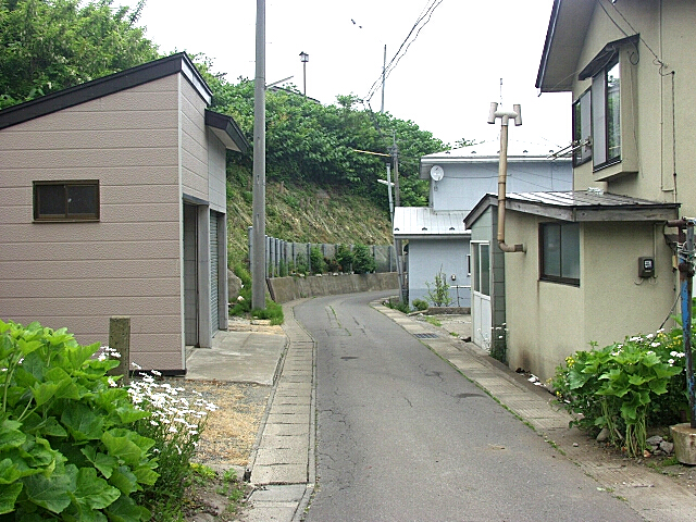 鯵ヶ沢館跡
