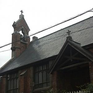 弘前昇天教会聖堂