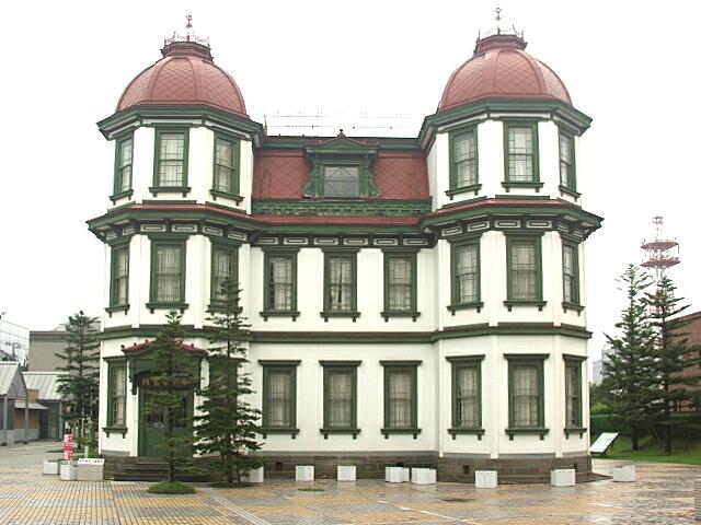 旧弘前図書館