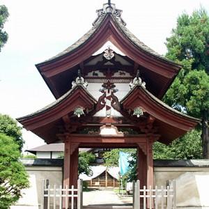 誓願寺山門