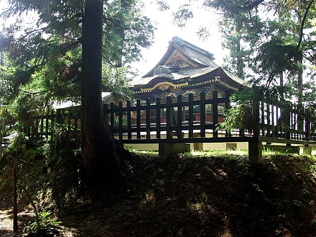 津軽為信廟所