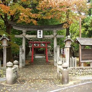 福田宮堰神社