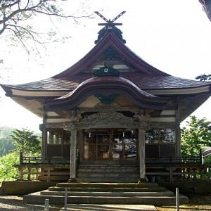 蛎崎八幡神社
