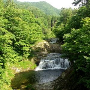 川内川大滝