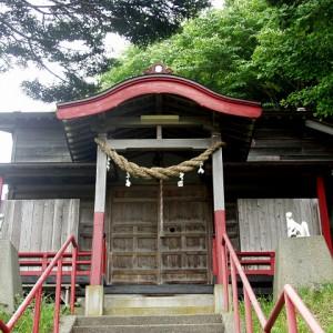 湯坂下稲荷神社