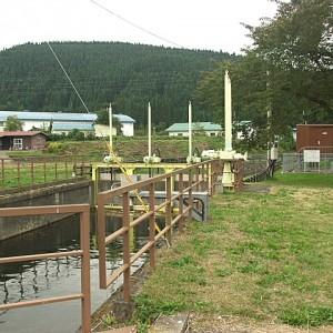 稲生川取水口