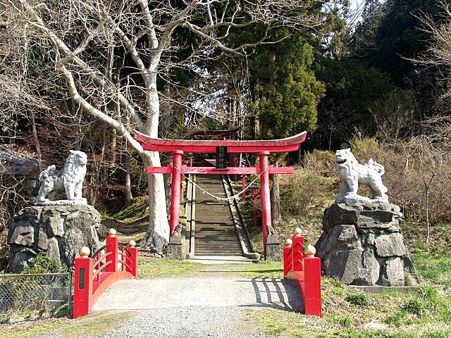 犬落瀬熊野神社