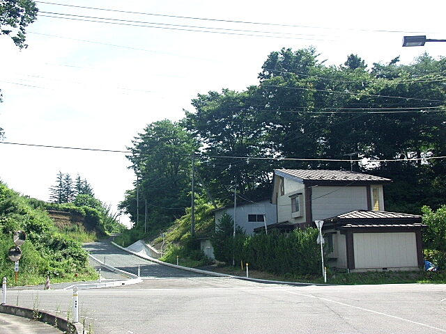 平良ヶ崎館跡