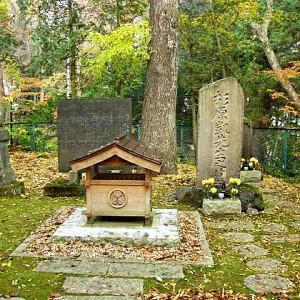 杉原凱の墓