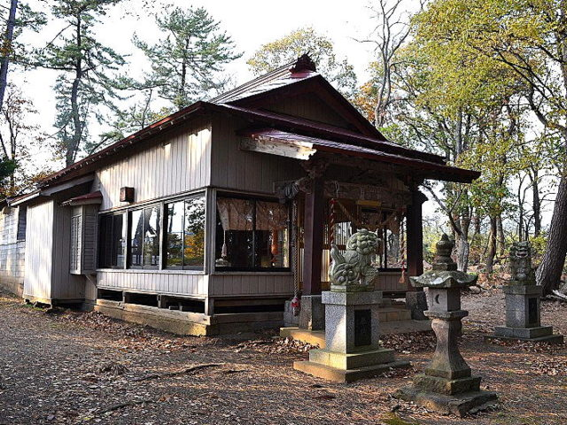 湯舟高倉神社