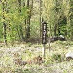 西軍砲陣地跡
