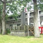 中野竹子殉節の地