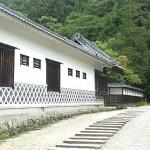 西郷頼母邸