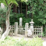 佐々木只三郎の墓