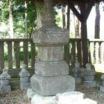 佐原十郎の墓