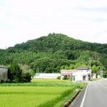 高倉山城跡