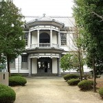 旧福島尋常中本館
