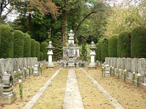 畠山氏墓所