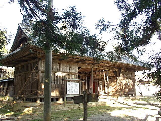 梁川亀岡八幡宮