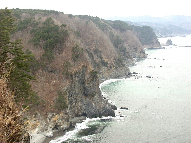 鵜ノ巣断崖