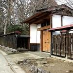 金ヶ崎武家屋敷