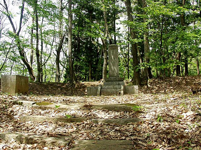 南部利直の墓
