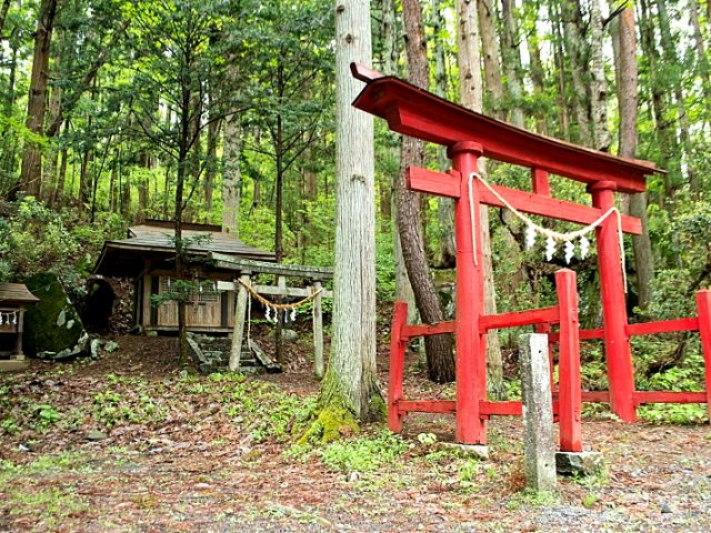 大沢瀧神社