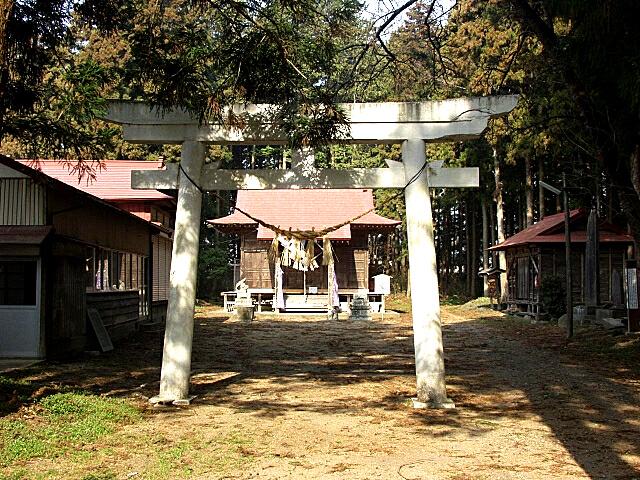 志波姫神社
