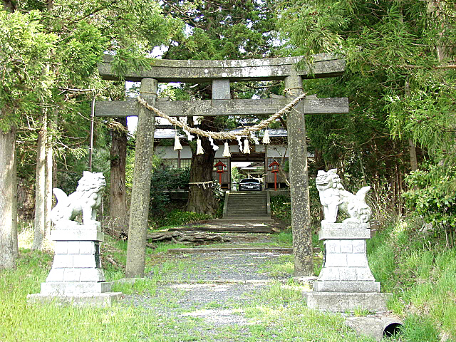 瀬峰八幡神社