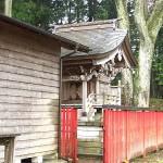 白羽箭稲荷神社