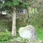 温泉石神社