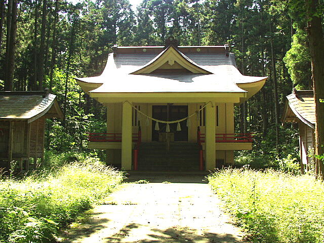 王城寺熊野神社