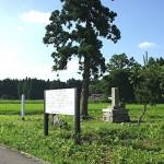 浜田伊豆の墓