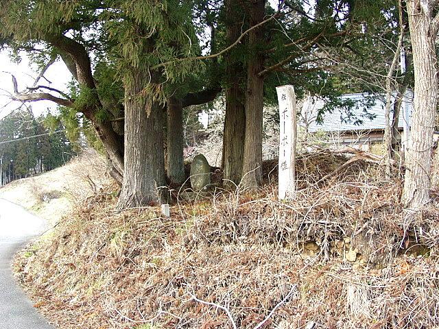 ポーポー様の墓