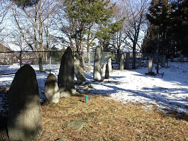 津田景康の墓