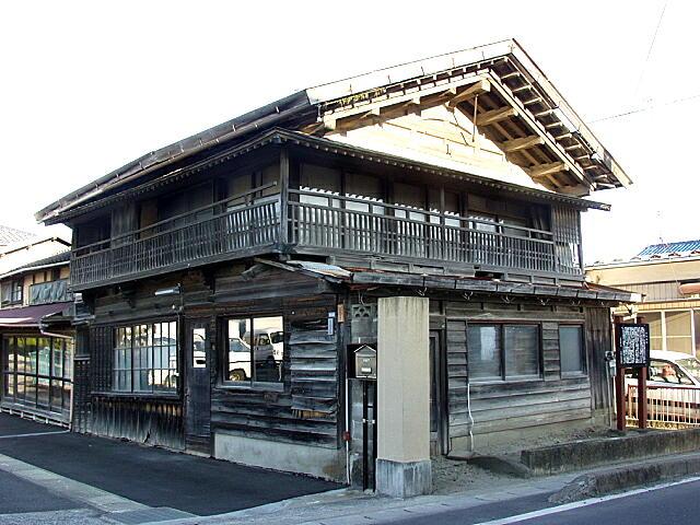 旧毛利家屋敷