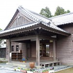 旧水沢県庁舎