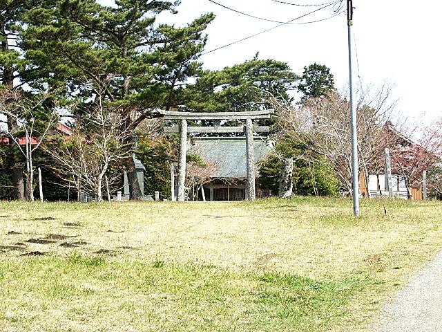 朝日山計仙麻神社