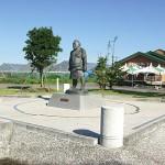 丸山権太左衛門像