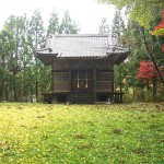 鶴小坂館跡