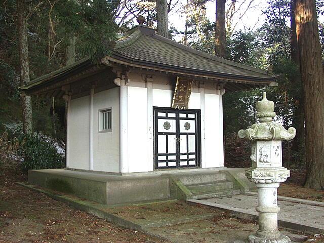 五郎八姫霊屋