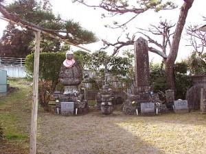 七北田刑場跡