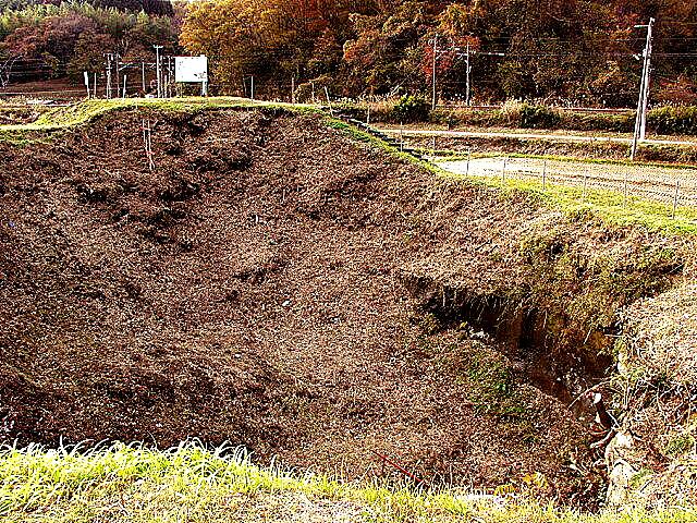元禄潜穴竪穴