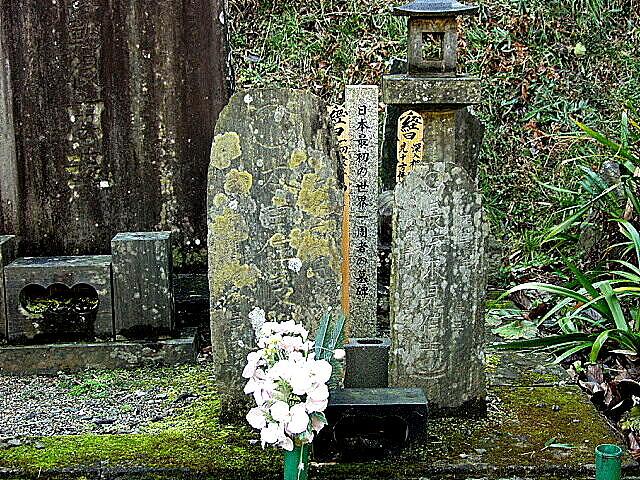 多十郎の墓