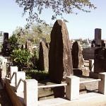 鹿児島県人七士の墓