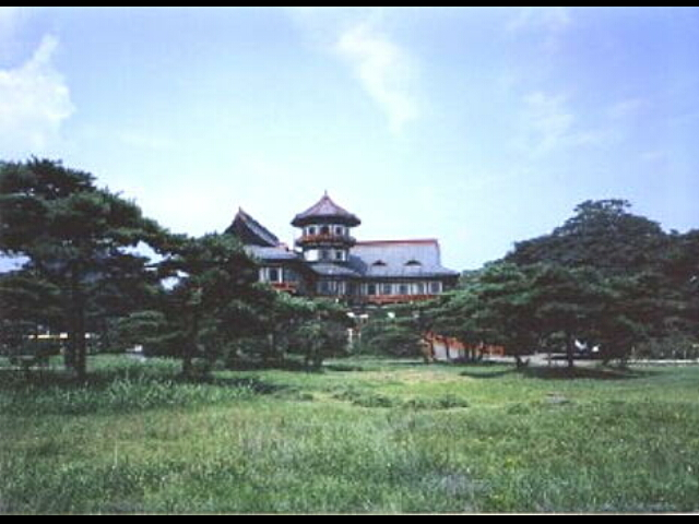 松島パークホテル跡