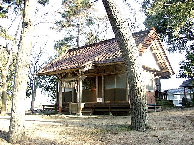 下増田神社