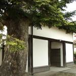 白石城厩口門